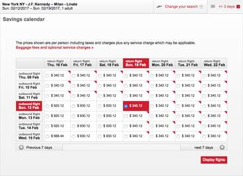 Air Berlin Milan Flight Sale