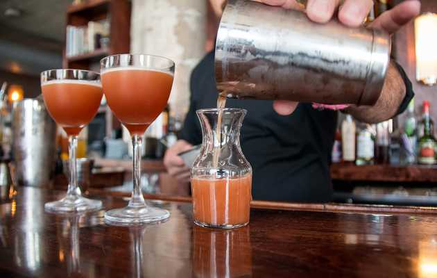MSP's Bartender of the Year Shakes Up the Cocktail Scene