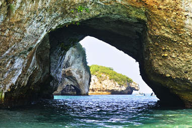 Los Arcos National Marine Park, near Puerto Vallarta