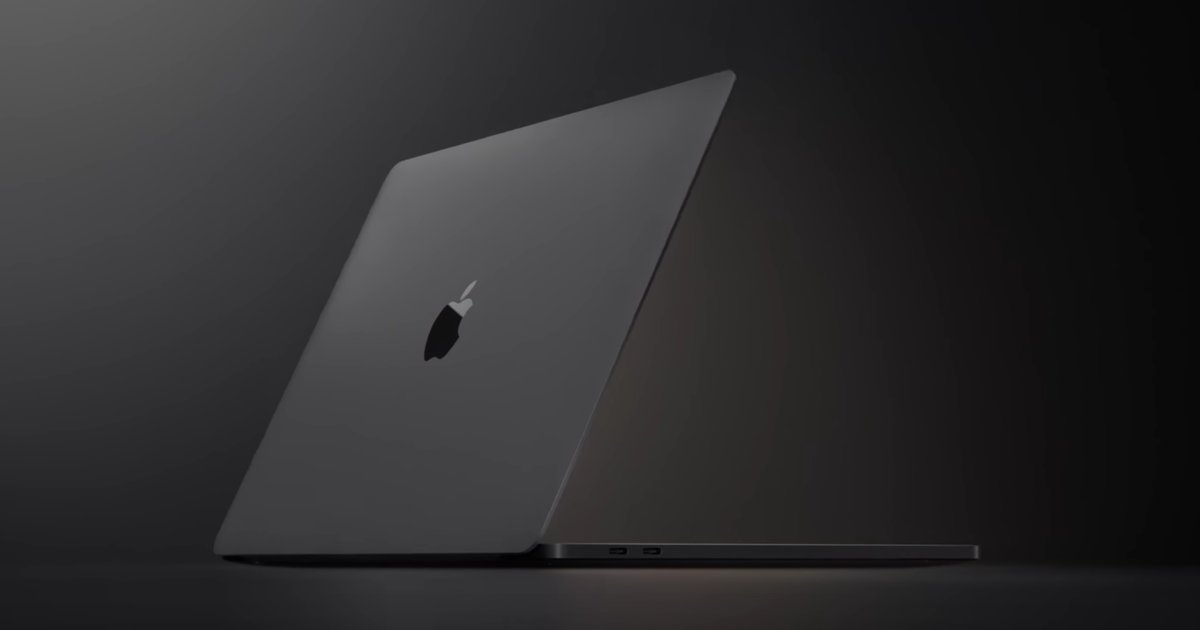 Apple Quietly Killed the MacBook Pro's Glowing Apple Logo