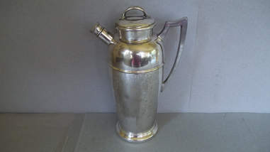 Vintage Shaker Tin