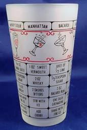 Vintage Federal Glass Co Shaker