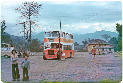 "The good old days on the ""Hippie Trail"""