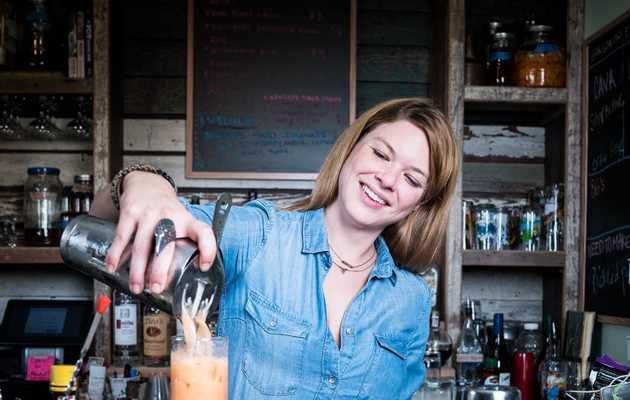 NOLA's Bartender of the Year Is Ready to Pour You a Drink (And Tell You a Story)