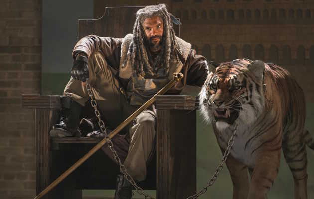 Why the New 'Walking Dead' Character Could Save the Show