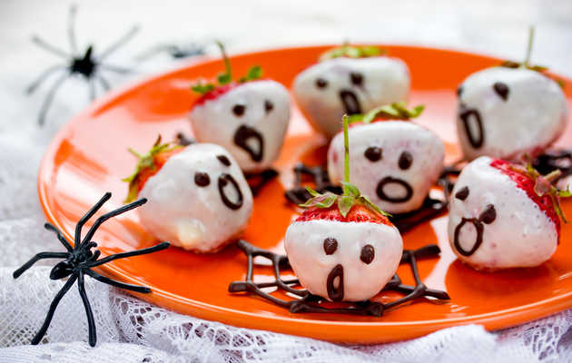 Top Spooky Halloween Treats on Pinterest