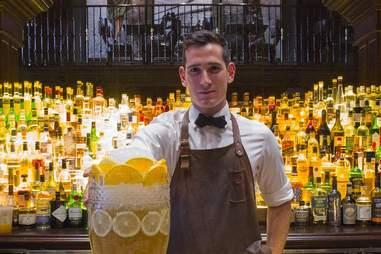 Pietro Collina bartender nomad bar
