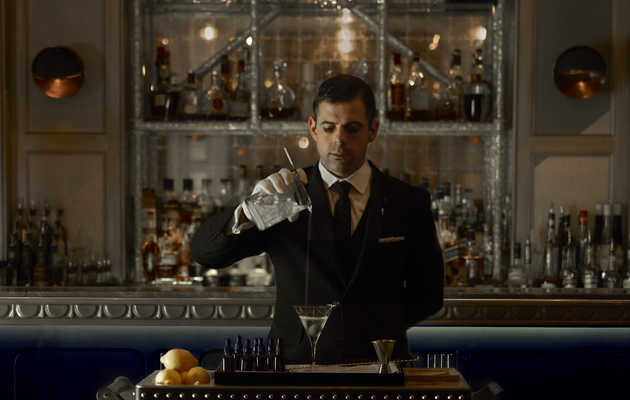 How Agostino Perrone Changed London's Cocktail Scene in 2016