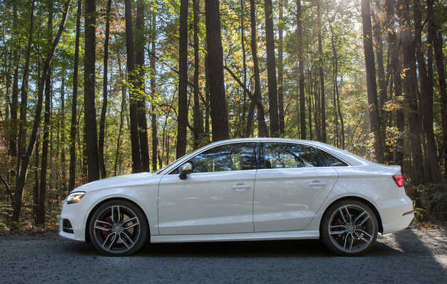 The New Audi S3 Does What No Audi Ever Has at This Price