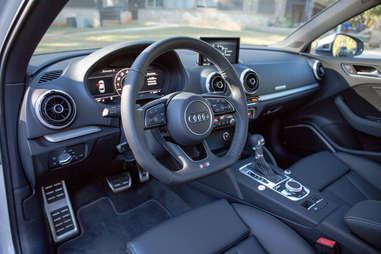 2017 Audi S3 First Drive