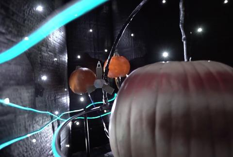 NASA Pumpkin Contest