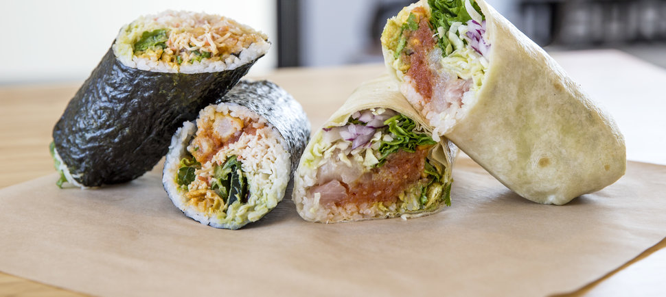 So This Is a Thing Now: Where to Get Sushi Burritos in Las Vegas