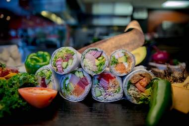 Soho Sushi Burrito
