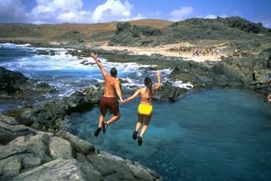 Arikok National Park, Aruba