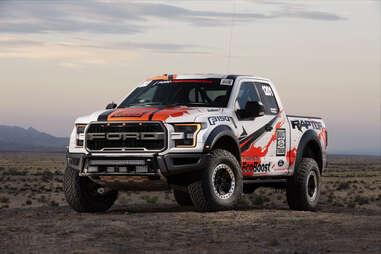 Ford at SEMA 2016