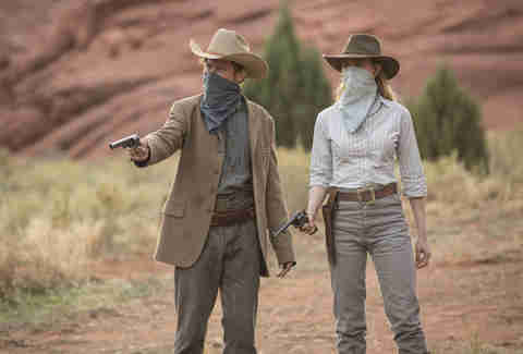 westworld, dolores, william