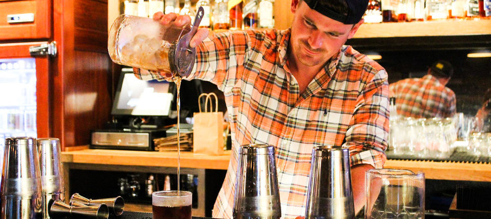 Behind the Bar With Charleston's Bartender of the Year
