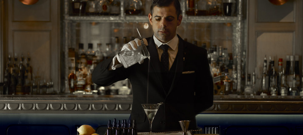 Movers and Shakers: Meet the London Bartenders of the Year