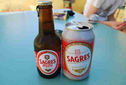 Portuguese beer