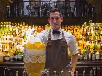 pietro collina nomad bar bartender