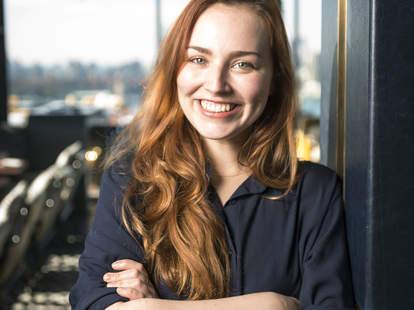 Anne Robinson Westlight Bartender