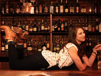 Pam Wiznitzer bartender nyc