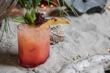 Pacific Seas tiki drink