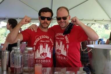 Greg Best & Paul Calvert