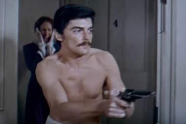 peter benjamin in westworld movie