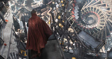 doctor strange special effects