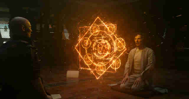 doctor strange movie reviews