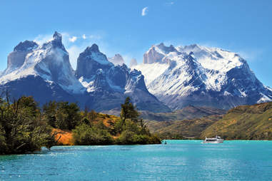 National Park Torres del Paine, Chile