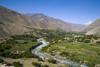 The Panjshir Valley