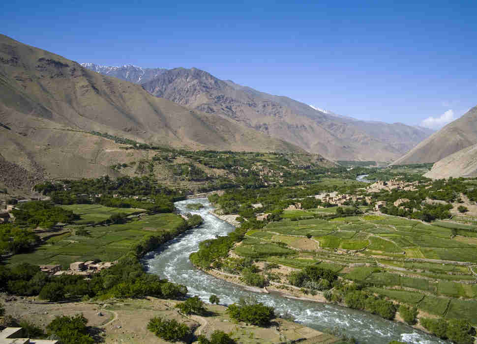 The Panjshir Valley