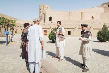 The Citadel of Herat