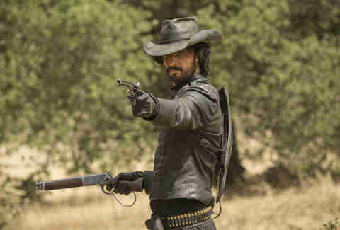 rodrigo santoro in hbo westworld