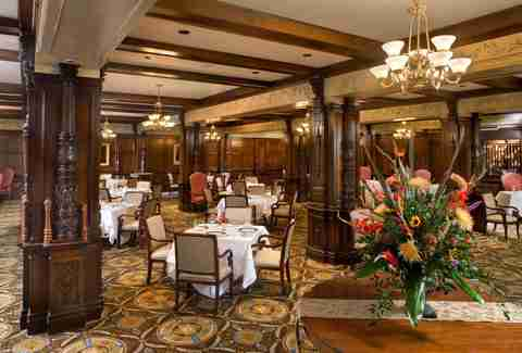 The Oakroom at The Seelbach