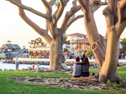 San Diego Waterfront Public Park