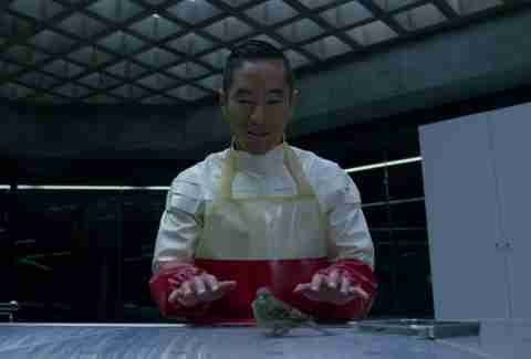 leonardo nam on hbo westworld