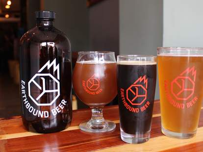 Earthbound Brewery St. Louis