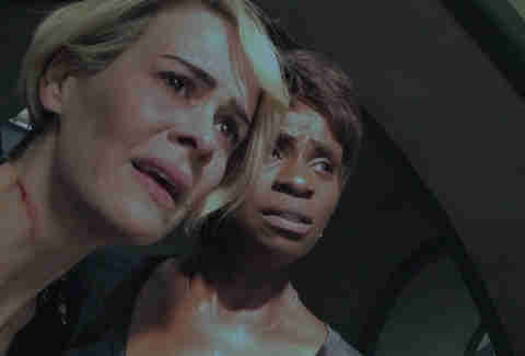 sarah paulson and adina porter on fx american horror story