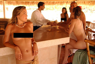 The Best Clothing-Optional Resorts in the World
