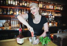 Meet Charlotte's Cocktail Curator, Our Bartender of the Year