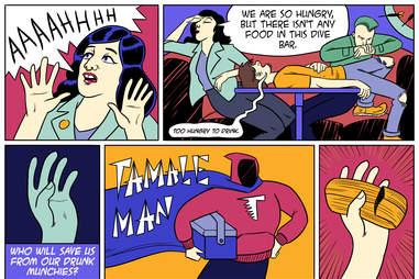 tamale man #001