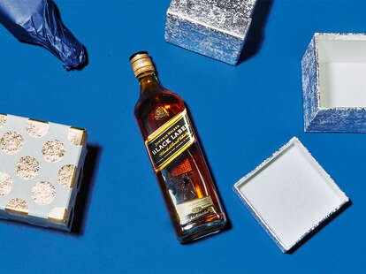 Gifting Johnnie Walker Black Label—Supercall