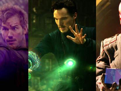marvel, infinity gems, doctor strange