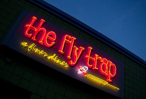 the fly trap detroit bar