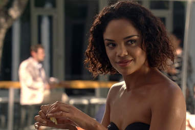 tessa thompson on hbo westworld