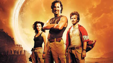 Sahara Matthew McConaughey