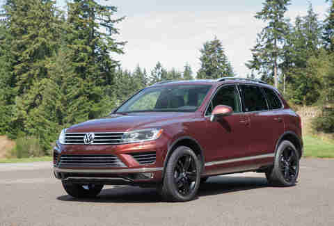 best volkswagen cars to buy right now the golf gti amp touareg